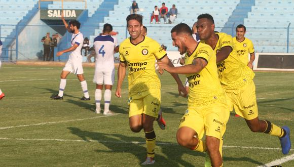 Deportivo Llacuabamba, Sport Chavelines, Atlético Grau  y Deportivo Coopsol compiten por un lugar en la Liga 1 de la próxima temporada. (Foto: Coopsol)