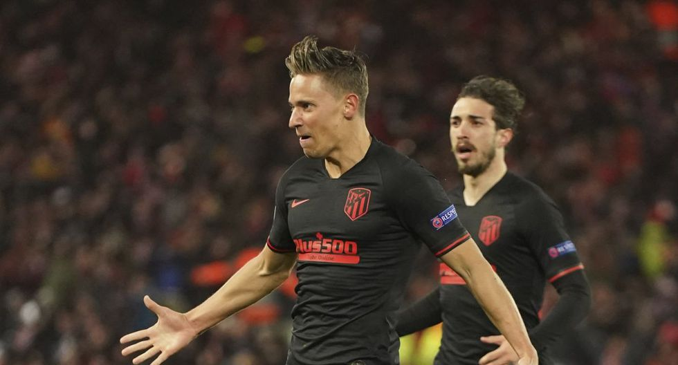 Gol de Atlético Madrid ante Liverpool: Llorente definió así en Champions League Video