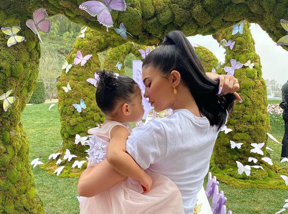 Kylie Jenner y su hija  Stormi  siguen cautivando a todos sus seguidores de Instagram con las más inusuales publicaciones. (Fotos: Instagram)