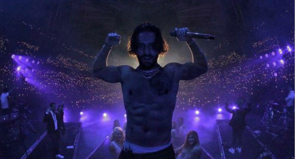 Instagram: Maluma cumplió un sueño y rompió un récord con su show en el Madison Square Garden