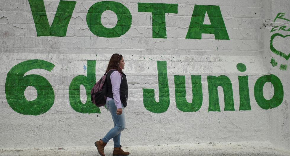 Las elecciones en México que se celebrarán el 6 de junio han estado marcadas por sucesos de violencia y de  promesas singulares.  (Foto: PEDRO PARDO / AFP)