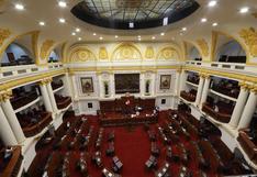 Congreso: Comisión de Constitución aprueba la eliminación de la inmunidad parlamentaria
