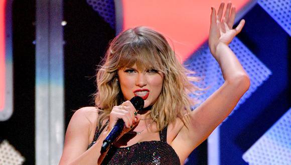 """""""Folklore"""", el álbum de Taylor Swift ha generado más de 500 millones de reproducciones en internet. (Foto: AFP)."""