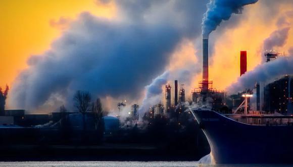 En el calentamiento global, la intervención de la mano del hombre resulta evidente (Foto: Pixabay)