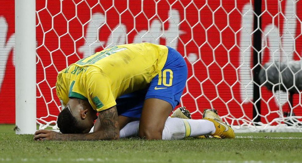Brasil y Neymar víctimas del MEME viral más humillante: Diario Olé lo tituló así y agrandó el escándalo