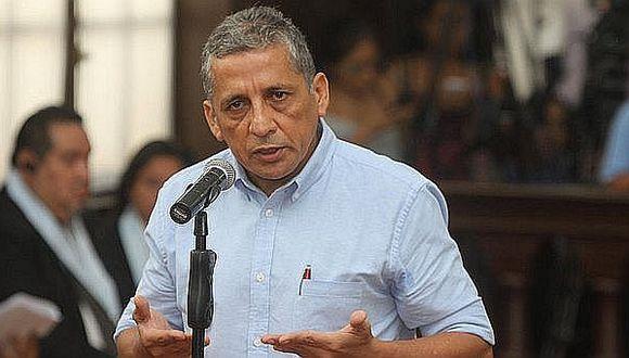 Unión por el Perú (UPP) llevó como cabeza de lista parlamentaria por Lima al encarcelado Antauro Humala para los pasados comicios complementarios, pero fue retirado por el JNE. (Foto: GEC)