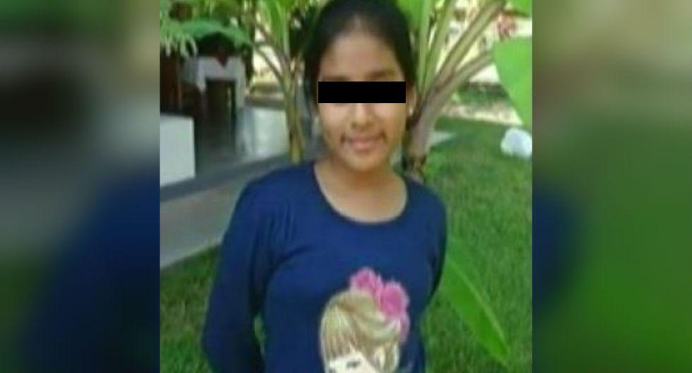 Cuerpo de Jimenita fue encontrado calcinado cerca de la casa de su principal sospechosos en San Juan de Lurigancho.