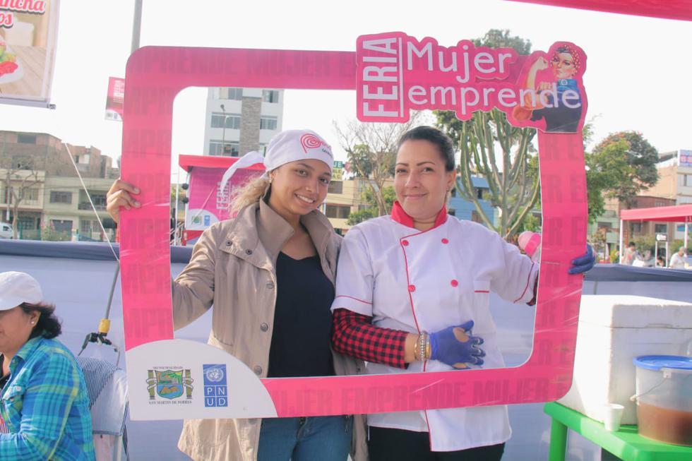 ¡Feria Emprende Mujer para todos!