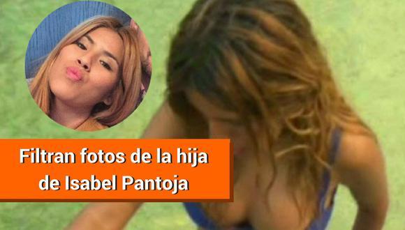 Chabelita Pantoja.