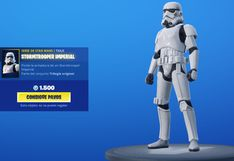 ¿Quieres tener la skin de soldado imperial de Star Wars en Fortnite? Sigue estos pasos