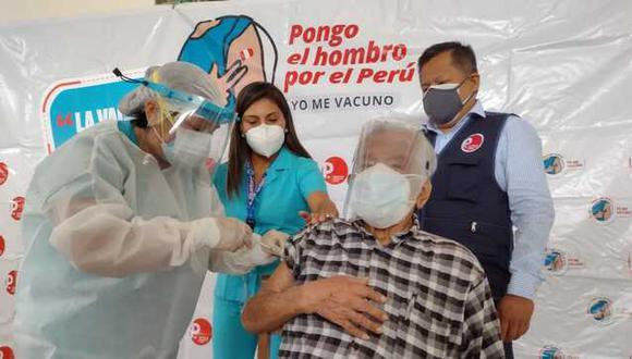 Piura: personal del Ejército y de la Policía Nacional realizará el resguardo correspondiente de las vacunas Pfizer. (Foto: Difusión)