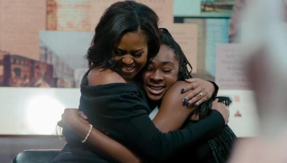 """Becoming"" es el documental que retratará la vida de Michelle Obama. (Foto: Netflix)"