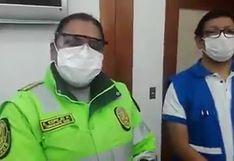 Cusco: Policía se encargará de recuperar balones de oxígeno que asegurados de EsSalud se niegan a devolver   VIDEO