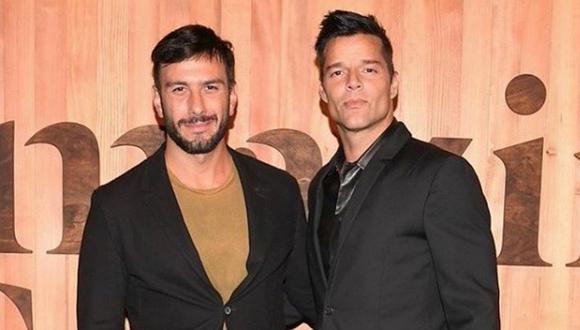 Jwan Yosef, esposo de Ricky Martin, compartió un romántico video en plena cuarentena. (AFP).