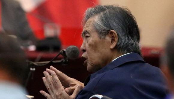 En 2018 el Poder Judicial anuló el indulto humanitario otorgado por PPK al expresidente Alberto Fujimori. (Foto: GEC)