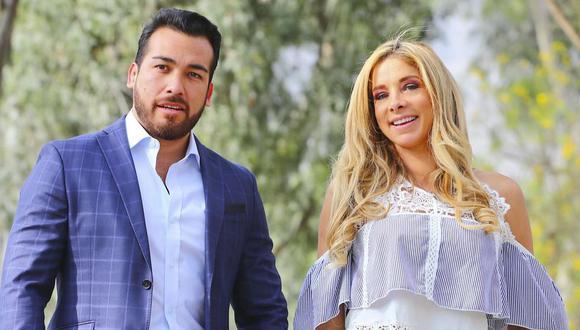 La historia de amor de Sofía Franco y Álvaro Paz de la Barra que tuvo un confuso final