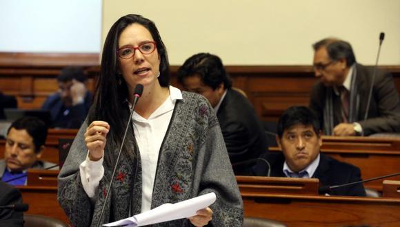 Marisa Glave opinó sobre el Mensaje a la Nación. (Foto: GEC)