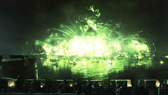 ¿Qué es el fuego verde visto en Desembarco del Rey? (Foto: Game of Thrones / HBO)