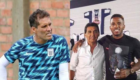 Hinchas defendieron a ídolo de Alianza Lima (Foto: GEC)