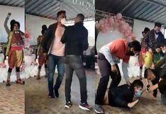 Así fue la captura del temible 'Kissyfur' en pleno baby shower: pensaban que era parte del show | VIDEO