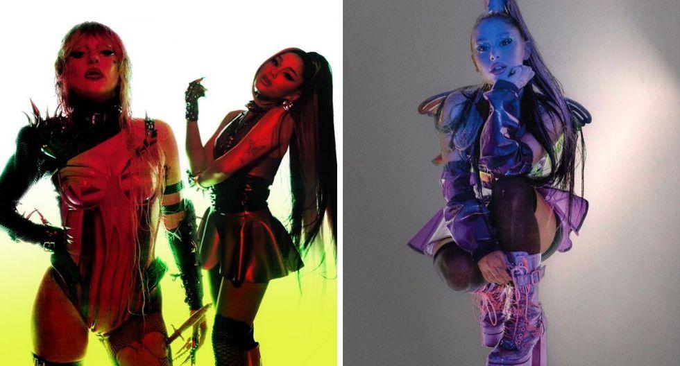 Lady Gaga estrenará su nuevo disco el 29 de mayo. Ariana Grande agradeció ser parte del álbum. (@ladygaga / @arianagrande).