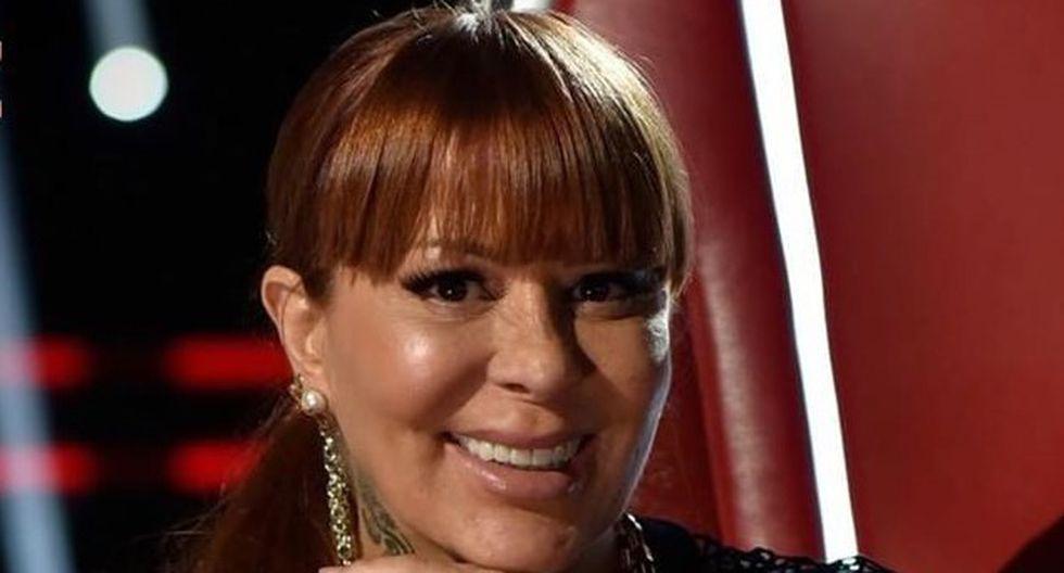 La cantante mexicana usó su cuenta de Twitter para enviar mensaje a todos sus fanáticos en el mundo. (Foto: Instagram)
