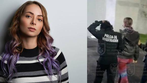 La popular influencer YosStop fue detenida en México. ¿Por qué motivo?