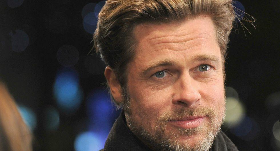 Brad Pitt aparece en público por primera vez luego de su proceso de divorcio.