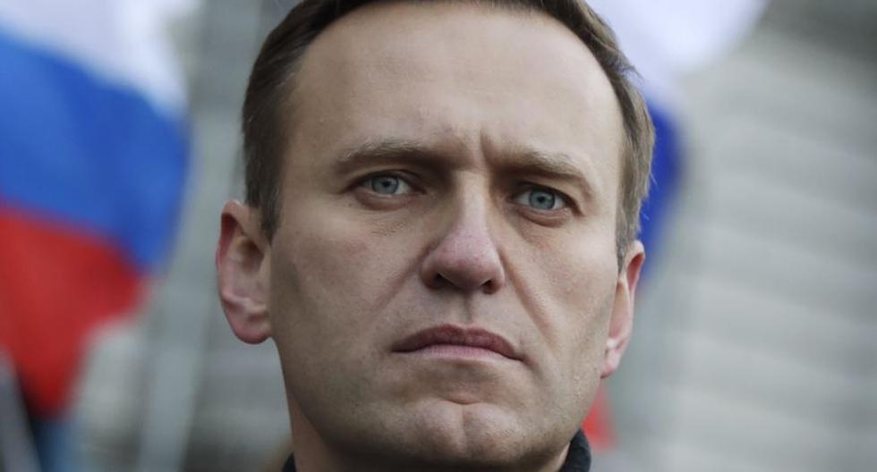 """Alexandr Sabáev, toxicólogo jefe de Omsk, agregó que Navalny estaba además haciendo dieta para """"bajar de peso"""". (Foto: AP / Pavel Golovkin)"""