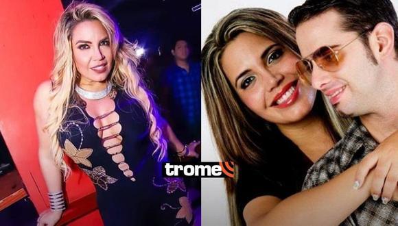 """Anelhí Arias confirma reconciliación: """"Dayron y yo nunca dejamos de amarnos"""""""