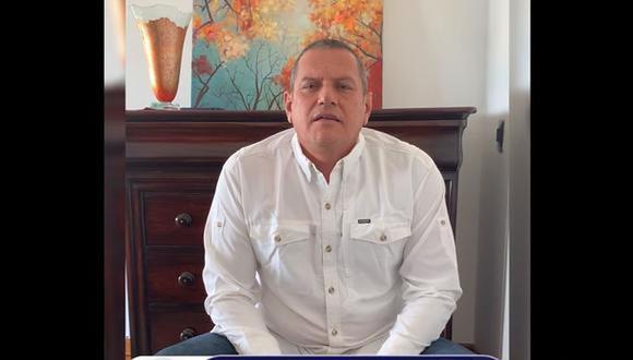 Guillermo Miranda agredió verbalmente a un trabajador de Rappi