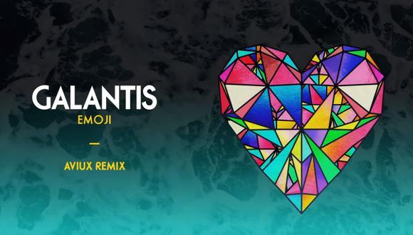 YouTube: Dj peruano Aviux realizó el remix oficial de 'Emoji' de Galantis