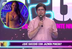 EEG: Gian Piero Díaz le manda indirecta a Jazmín Pinedo por su ampay en apartamento de Jesús Neyra