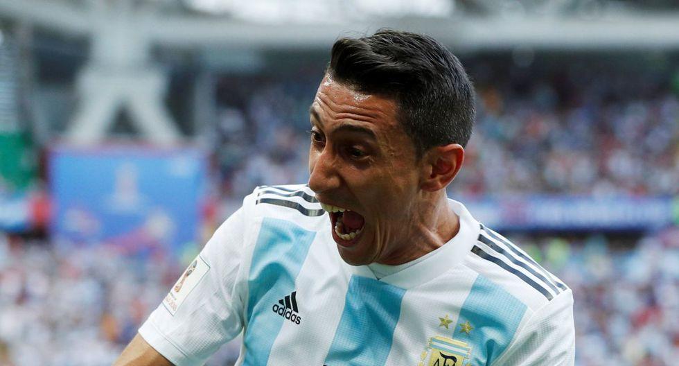 Argentina vs Francia EN VIVO MINUTO A MINUTO ONLINE Goles Di María y Griezmann I Octavos de Rusia 2018