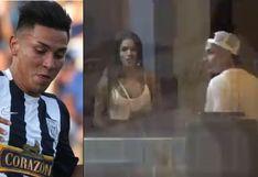 Jean Deza sería echado de Alianza Lima tras tercer ampay con Shirley Arica y Olinda Castañeda