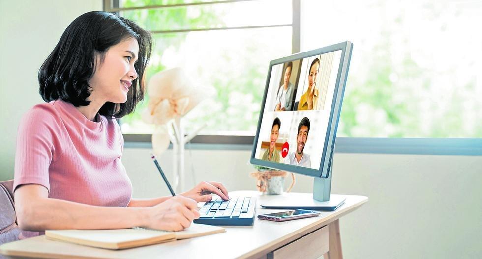 Tecnología: Cinco plataformas para realizar videollamadas ¡Zoom no es la única!