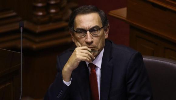 Vizcarra buscaría escaparse de la justicia al postular al Congreso, asegura analista político César Campos