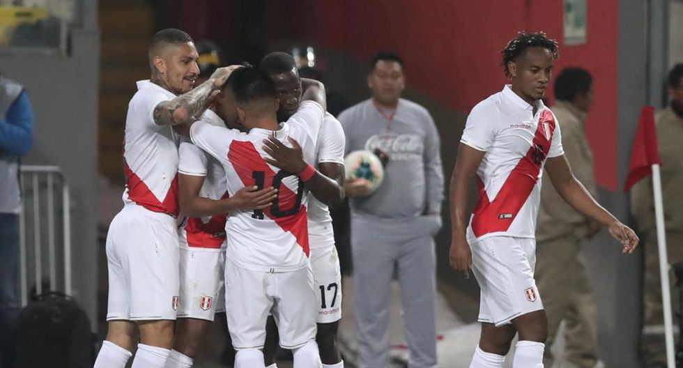 Golazo de Canchita Gonzáles tras brillante jugada y asistencia de Advíncula en el Perú vs Uruguay