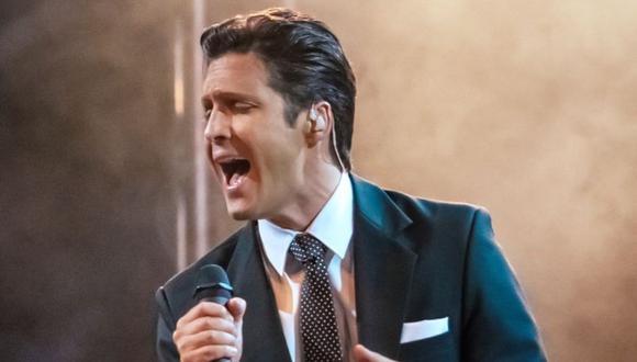 """En el nuevo capítulo de la segunda temporada de """"Luis Miguel, la serie"""" el cantante recibirá una devastadora noticia (Foto: Netflix)"""