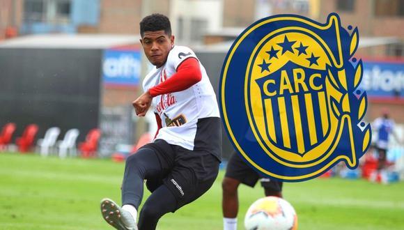 Wilder Cartagena seguirá en le fútbol argentino  (Foto: EFE)