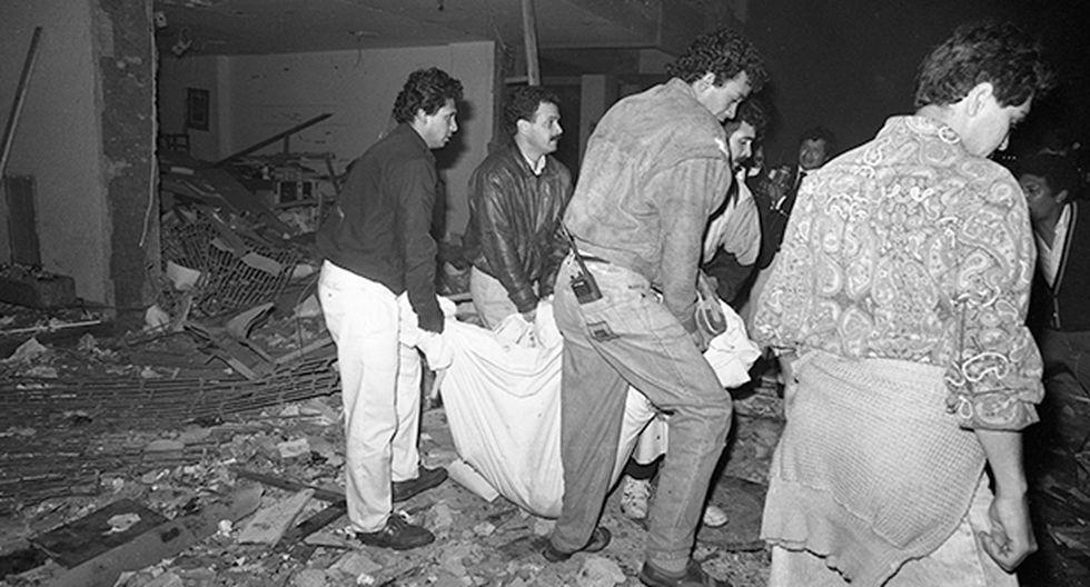 En el atentado de Tarata murieron 25 personas y otras 155 resultaron heridas. (Foto archivo GEC)
