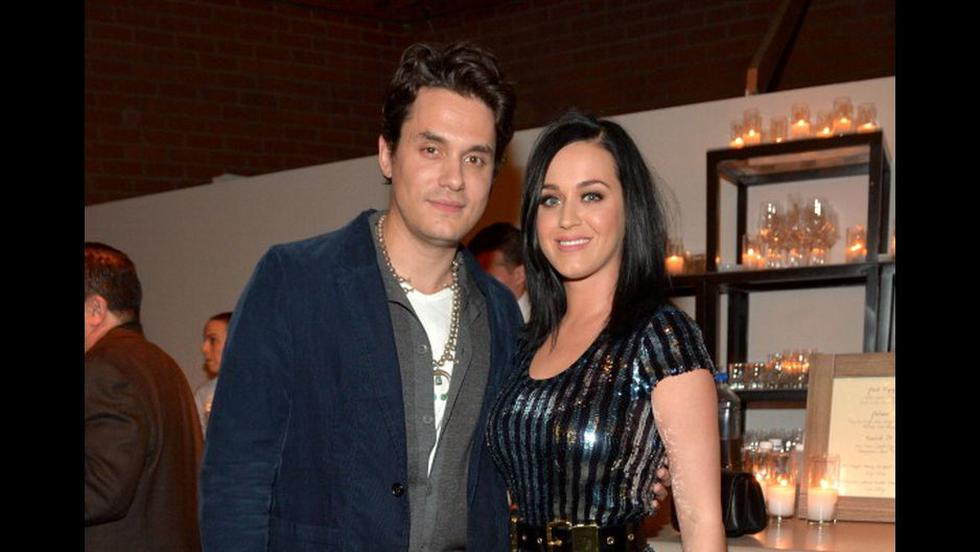 Katy Perry y John Mayer fueron captados juntos horas antes de la llegada del Año Nuevo 2016. (Foto: Getty Images)