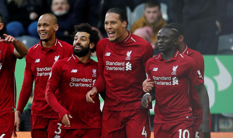 Liverpool vs Newcastle: Partido por la Premier League