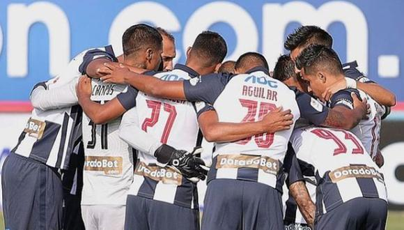 Alianza Lima llega luego de ganarle 2-0 a Binacional y Sullana de vencer 3-1 a Melgar (Foto: Instagram)