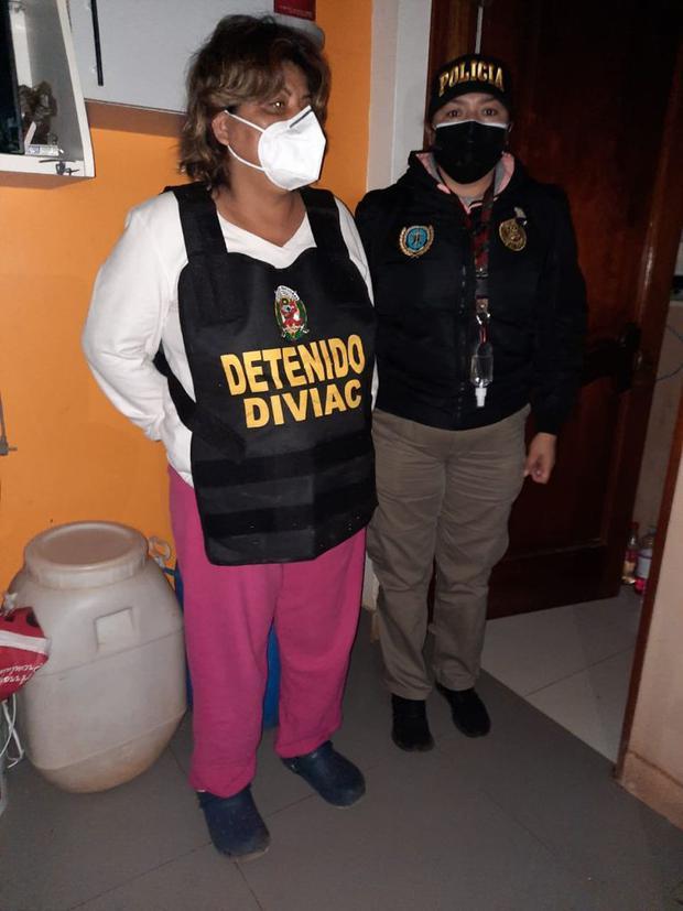 En un megaoperativo realizado en varios puntos del país, policías de la DIVIAC desbarató un clan familiar denominado 'Los TNT del norte chico', dedicada a elaborar, vender y trasladar en forma ilegal material explosivo.
