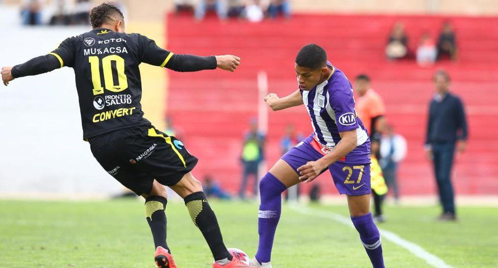 Alianza Lima venció 1-0 a UTC con gol de Affonso por el Torneo Clausura