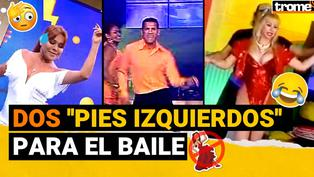 ¡Más duros que muñeca!, los bailarines más 'rochosos' de la farándula peruana