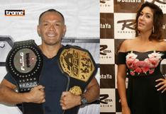 Tilsa Lozano y Jackson Mora cumplieron un año de relación, con sus altibajos, y el peleador le dedicó un romántico mensaje a Tili