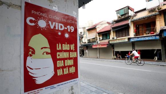 Vietnam actuó desde enero contra el coronavirus