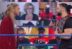 Roman Reigns quiere enfrentar a Edge en WrestleMania